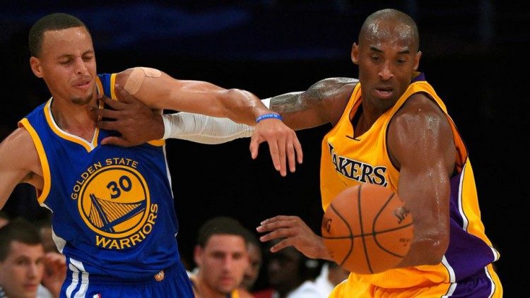 Kobe on Lakers beating the Warriors