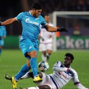 Zenit beat Valencia in 2:0