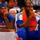 Ex-Knicks coaches wasted me and Carmelo