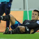 Arsenal winger Sanchez suffers hamstring injury setback