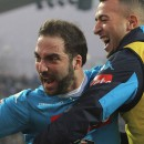 Higuain reaping benefits of united Napoli dressing room