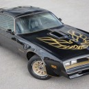 'Smokey and the Bandit' Trans Am goes to Barrett-Jackson auction block