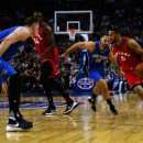 Toronto Raptors edge past Orlando Magic at O2 Arena