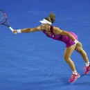 Samantha Stosur's Australian Open malaise continues with straight sets loss