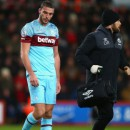 Andy Carroll targets West Ham's clash with Southampton for return