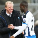 Henri Saivet wants to help Newcastle back to the top of English football