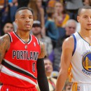 Not even Steph Curry can rival the hot streak Damian Lillard's riding