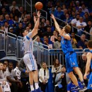 Magic jump on top early, hold on late to beat 76ers
