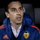 Valencia part ways with Manchester United legend