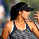Laura Robson knocked out in first round by Kirsten Flipkens after letting three set points slip