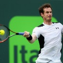Andy Murray to hold on to No 2 world ranking despite early exits at Indian Wells and Miami Open