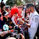 Lewis Hamilton still riding wave of success but is wary of Ferrari challenge