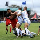 Saracens vs Exeter Chiefs match report