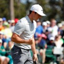 Rory McIlroy keeps Jordan Spieth in sight with brilliant touches at Augusta