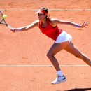 Garbine Muguruza warns rivals they'll be stepping into 'my territory' at Roland Garros