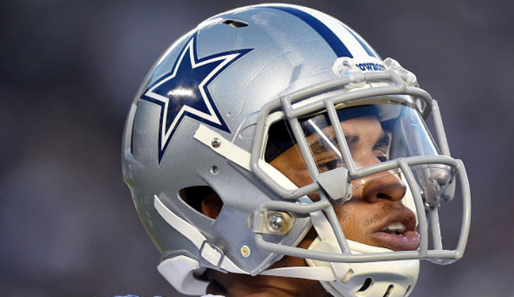 Cowboys Player Out Due To Getting Shot In The Eye In Paintball