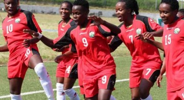 Kenya 3-2 Ethiopia: Harambee Starlets through to final