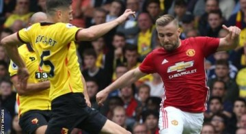 Luke Shaw: Manchester United defender to have scan on groin injury