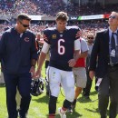 Jay Cutler says he's 'concerned' about a right thumb injury