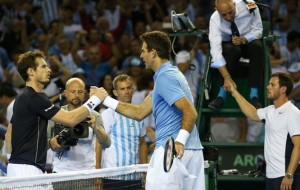 Del Potro sinks Murray to give Argentina 1-0 lead