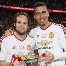 Manchester United transfer news: Chris Smalling and Daley Blind 'to be replaced' as Jose Mourinho starts to lose patience