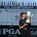 PGA Championship: Jimmy Walker sets sights on Ryder Cup after win at Baltusrol