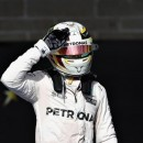 US Grand Prix: Lewis Hamilton claims his 50th win in Austin to close gap on Nico Rosberg and keep title hopes alive