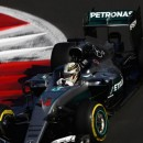 Mexico Grand Prix: Lewis Hamilton takes pole but Nico Rosberg saved by late flying lap