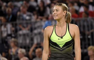 The red carpet is already being laid for Maria Sharapova's return – but it doesn't sit right at all