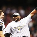 RAY LEWIS QUESTIONS FORMER TEAMMATE, RAVENS QB JOE FLACCO'S PASSION FOR FOOTBALL