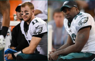 BRIAN WESTBROOK BREAKS DOWN EVERYTHING THAT'S WRONG WITH CARSON WENTZ