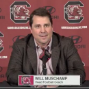 WILL MUSCHAMP HAS A SCORCHING HOT TAKE ON THANKSGIVING