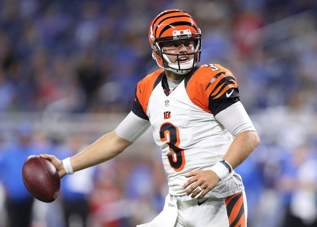 NFL: Preseason-Cincinnati Bengals at Detroit Lions