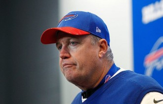 Buffalo Bills fire Rex Ryan, Rob Ryan before game at Jets