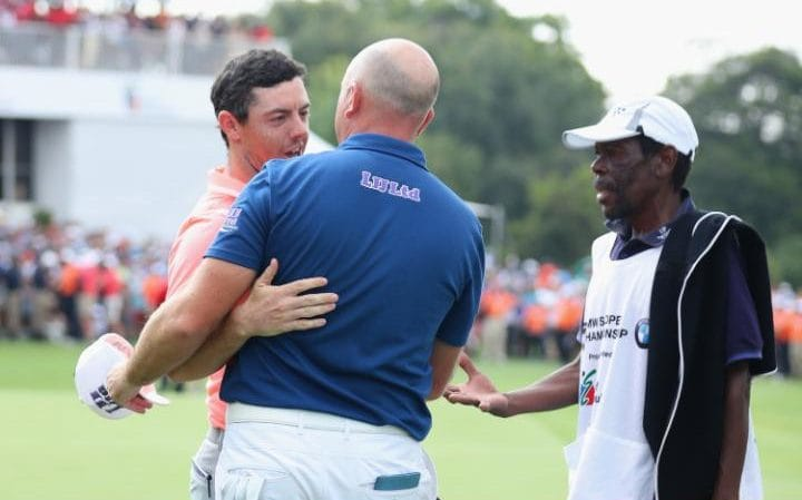 RoryMcIlroy -Graeme Storm beats Rory McIlroy in dramatic play-off just months after almost losing his tour card