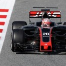 Brake problems still hindering Haas