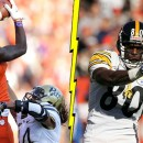 COMPARING 7 WIDE RECEIVERS IN 2017 NFL DRAFT TO NFL VETERANS