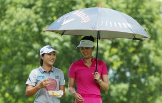 Players try to focus on golf ahead of US Women's Open