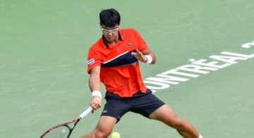 Hyeon Chung downs Lopez at Rogers Cup