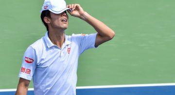 Federer cruises, Nishikori out in Montreal