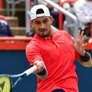 Kyrgios returns to winning ways in Canada