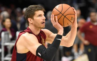 Cavaliers are reportedly shopping Kyle Korver