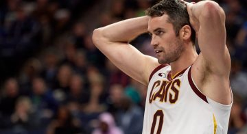 Kevin Love has toe surgery, to be reevaluated in six weeks