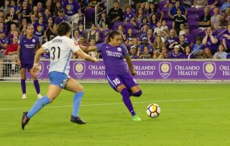 Orlando Pride's Marta Wins FIFA Women's Player of the Year